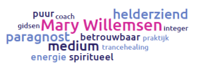Medium Mary Willemsen Logo